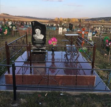 Благоустройство могил_2