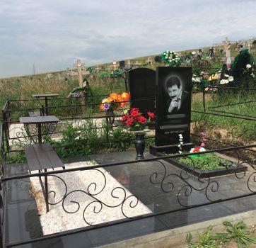 Благоустройство могил_7