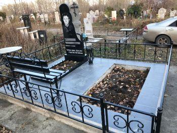 Благоустройство могил не дорого_5