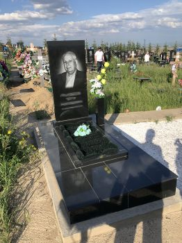 Благоустройство могил, установка памятника в Красноярске_3