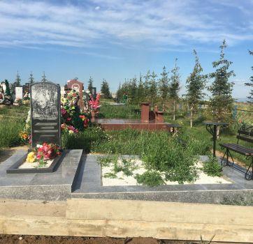 Благоустройство могильного места_1