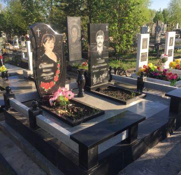 Благоустройство захоронений в Красноярском Крае_1