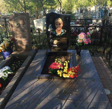 Благоустройство захоронений в Красноярском Крае_2