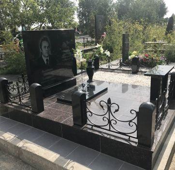 Недорогое благоустройство могил_4