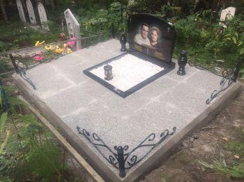Оформление могил_3