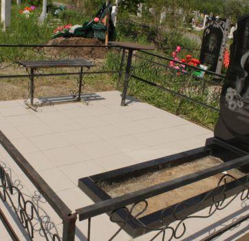 Кованые изделия на могилу_21