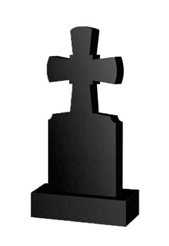 Памятник с крестом_36