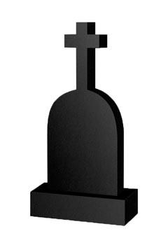 Памятник с крестом_46