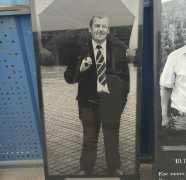 Черно белый портрет на памятник_3
