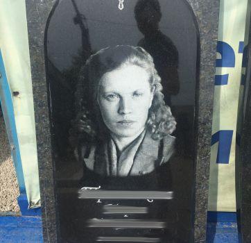 Черно белый портрет на памятник_4